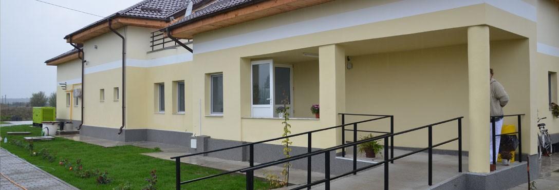 ASO Romania - Centrul de Asistenta Medico-Sociala pentru Persoane Varstnice